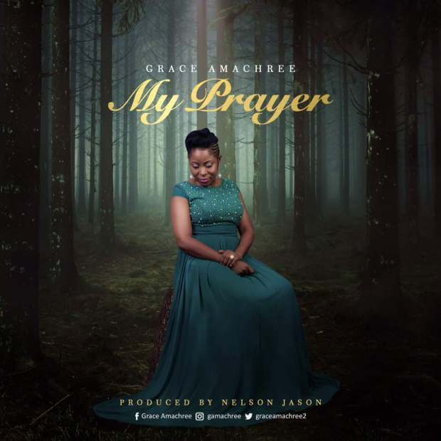 My prayer single art cover